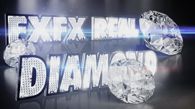 Diamond text in seconds! Fxfx Real Diamond is available now! - Fxfx ...
